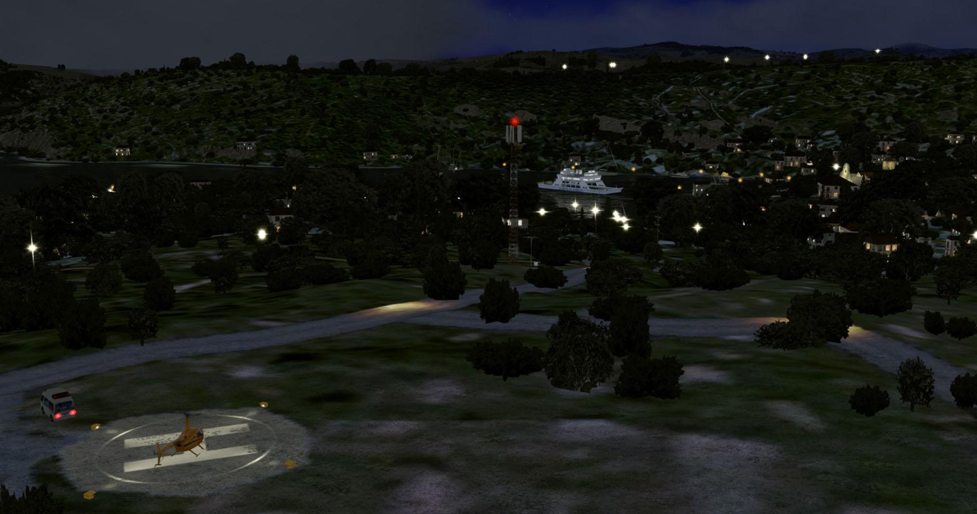 Croatia X - Drvenik Islands DEMO • ILUMIUM simulation